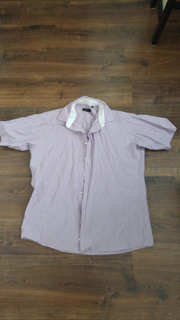 Koszula męska, wizytowa, Lavard, jak nowa, r.43, 1