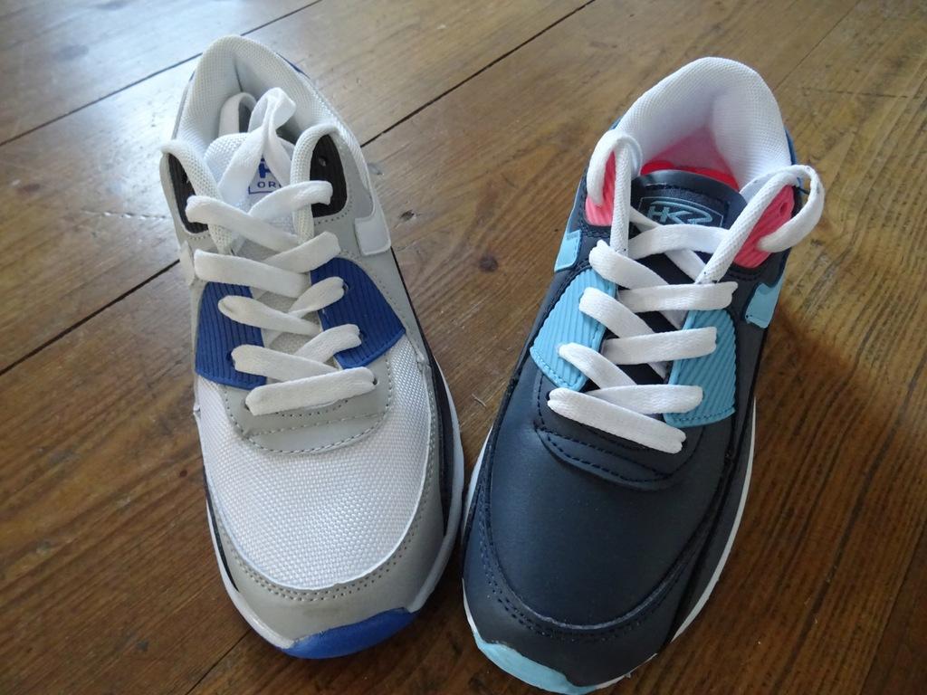 Buty sportowe młodzieżowe rozmiary 36 40 7541169312