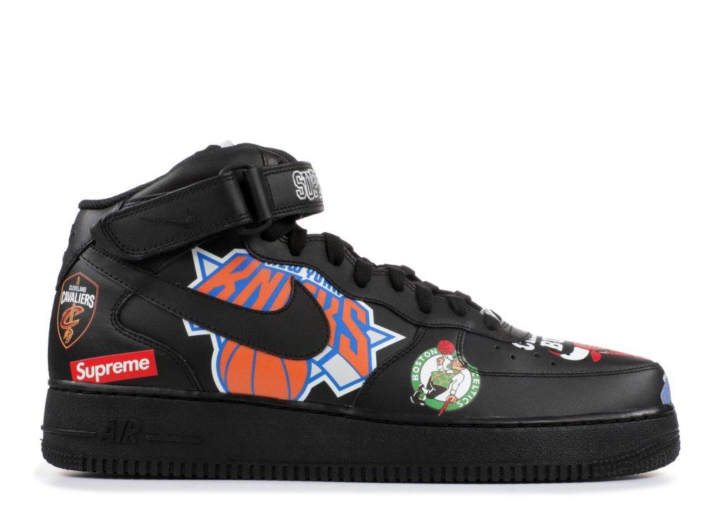 Nike Air Force 1 MID 07 Supreme