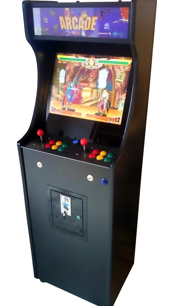 Automat Arcade 1300 Gier Wrzutnik Do Bar Pub Hit 7741723237 Oficjalne Archiwum Allegro