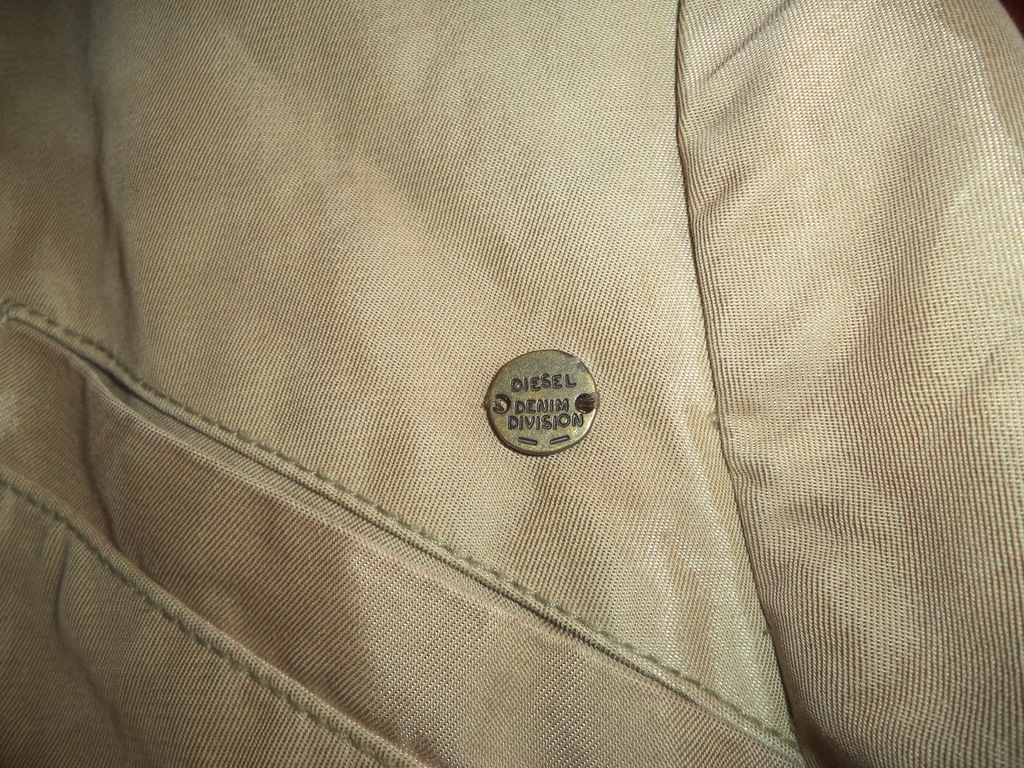 Oryginalny płaszcz Diesel rozm. M