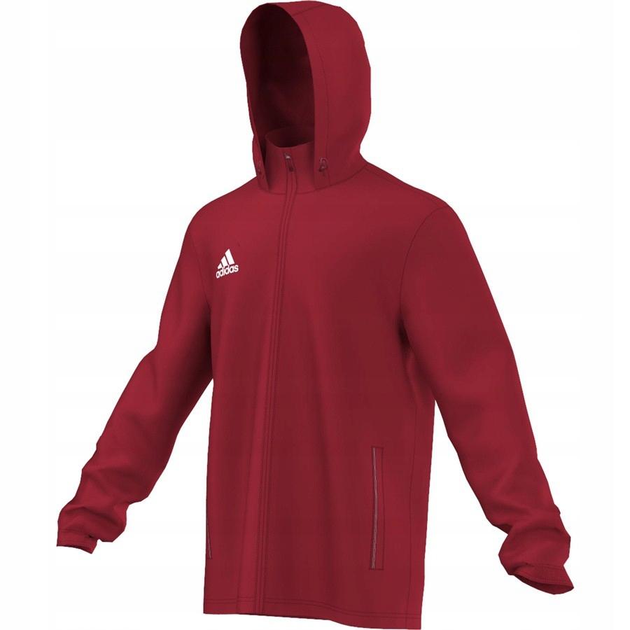 Kurtka adidas Core F S22278 S czerwony