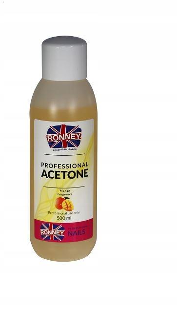 Aceton Remover Mango RONNEY 500 ml