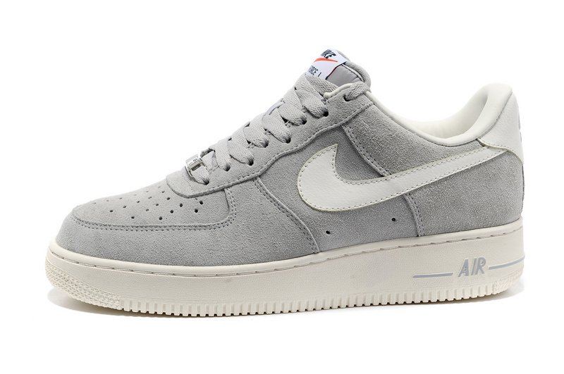 NIKE Air Force 1 One Low szare 488298 029 r. 41