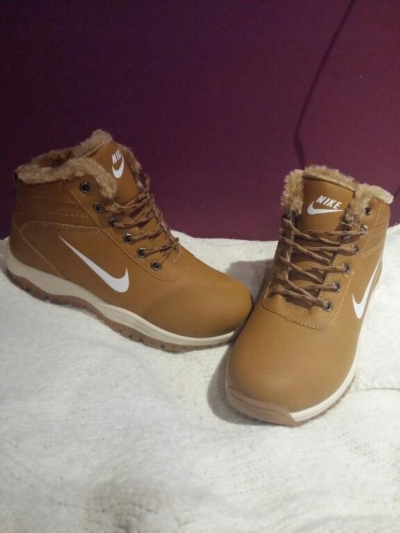 Buty Trapery Damskie Nike Nowe 38 7681385239 Oficjalne Archiwum Allegro