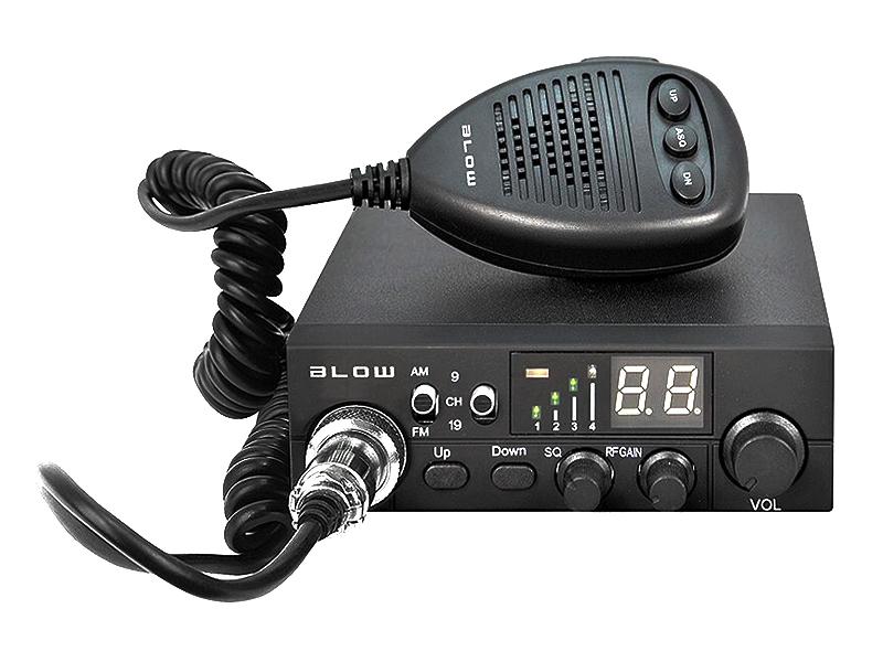 Radio CB BLOW AM FM