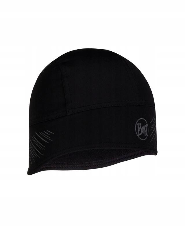 Czapka Tech Fleece Hat Buff R-BLACK