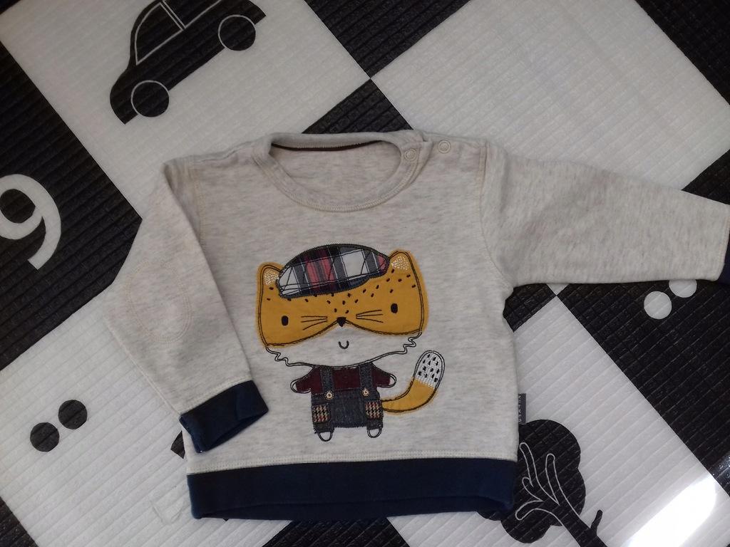 Tu- beżowa bluza 68