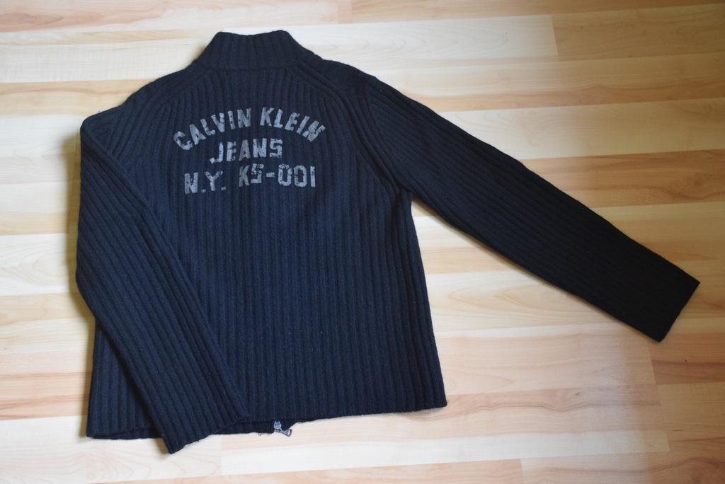 CALVIN KLEIN JEANS sweter męski L
