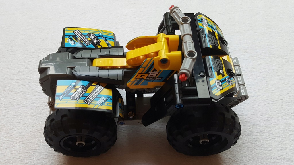 Lego Technic 42034 - Quad Bike - 7619559796 - oficjalne ...