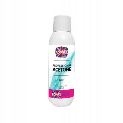 Aceton Remover Basic RONNEY 500 ml RN 00531