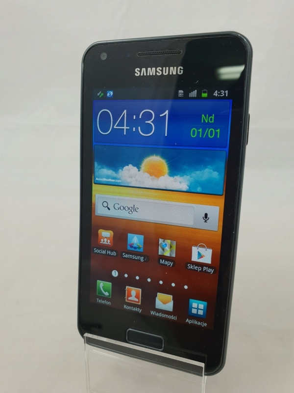 Samsung Galaxy S Advance Gt I9070p 7652122796 Oficjalne Archiwum Allegro