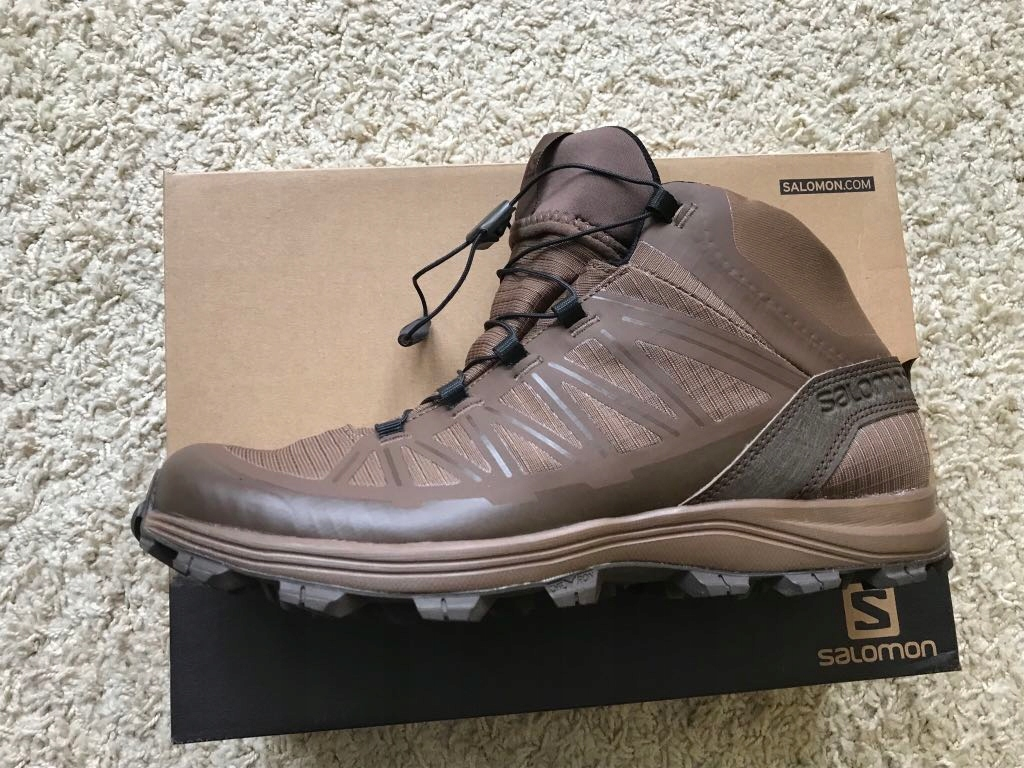 Buty Salomon SPEED Assault 42 7683948425 oficjalne