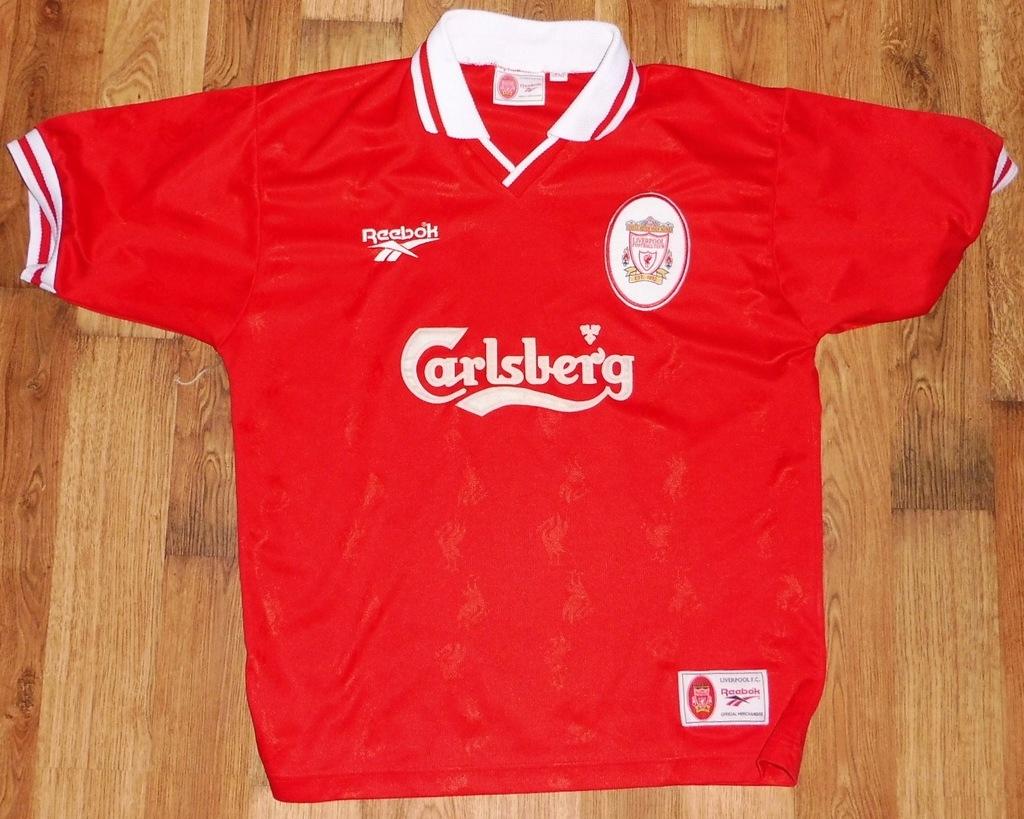 Liverpool FC -koszulka 1996