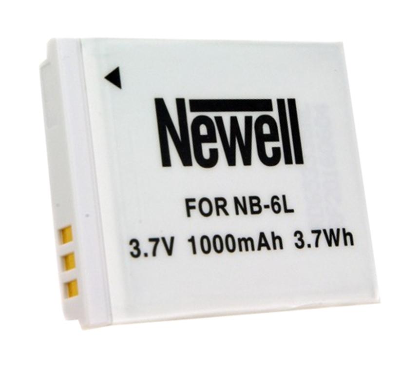 Original OTB batería para Canon nb-6l//nb-6lh 1000mah