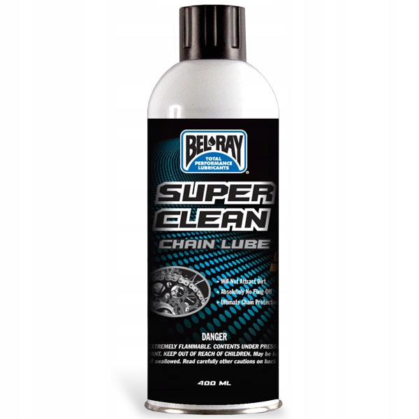 BEL-RAY BEL RAY SUPER CLEAN SMAR DO ŁAŃCUCHA