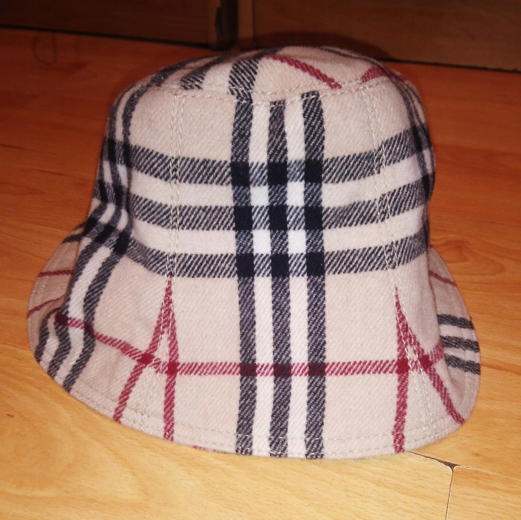 Burberry Czapka Bucket Hat roz. M