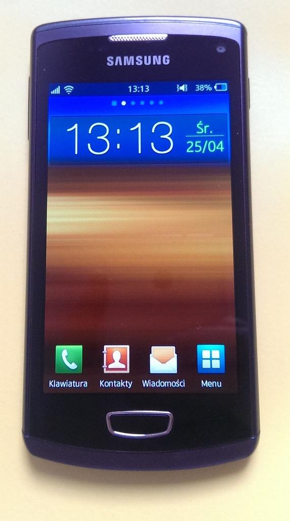 Samsung Wave 3 Gt S8600 Pl Bez Sim Ladny Stan 7312849808 Oficjalne Archiwum Allegro