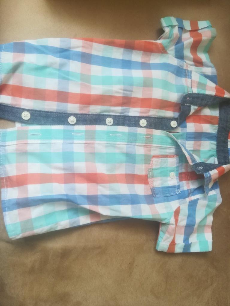 koszula chłopięca 12 miesięcy