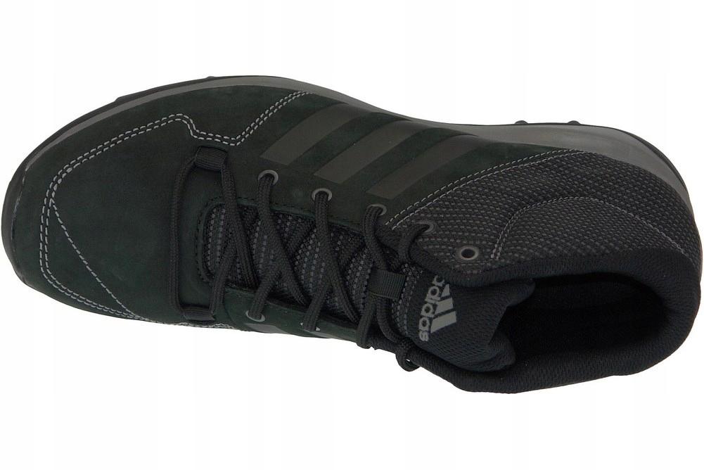 Buty adidas Daroga Plus Lea B27271 CblackGranitCblack
