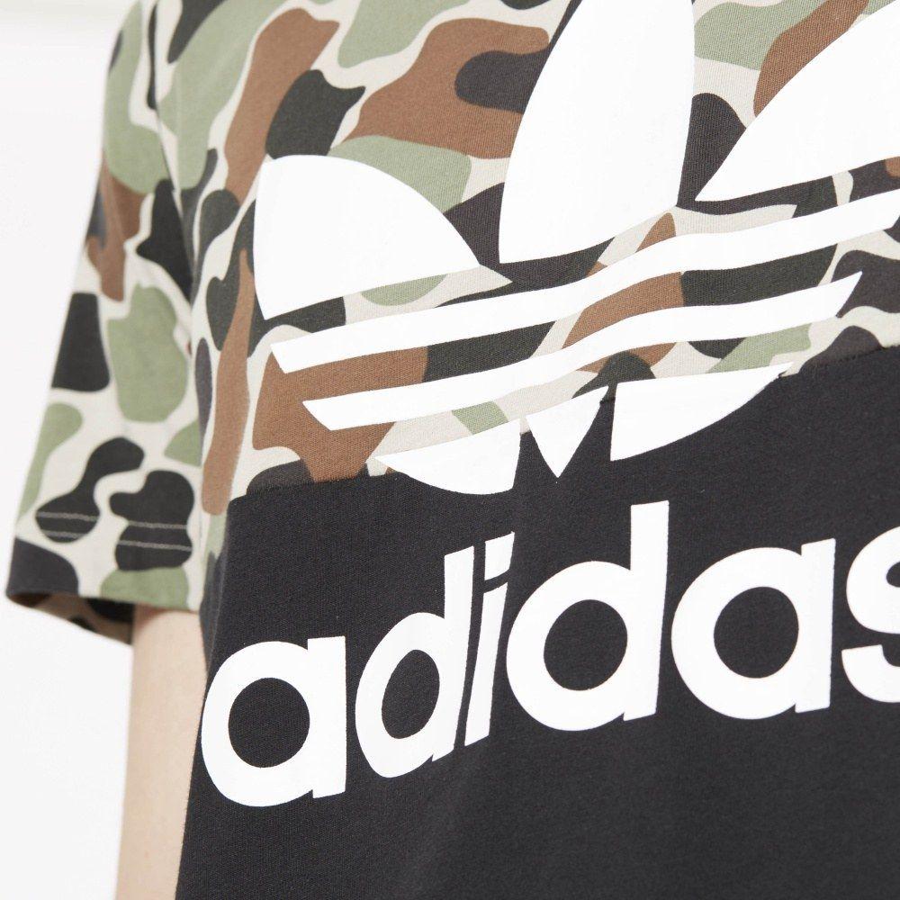 Koszulka Męska adidas Originals SS CAMO COLOR M