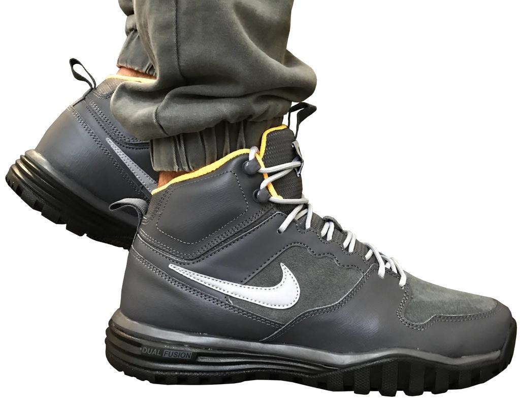 Buty ZIMOWE Nike Dual Fusion Manoa hoodland 42,5