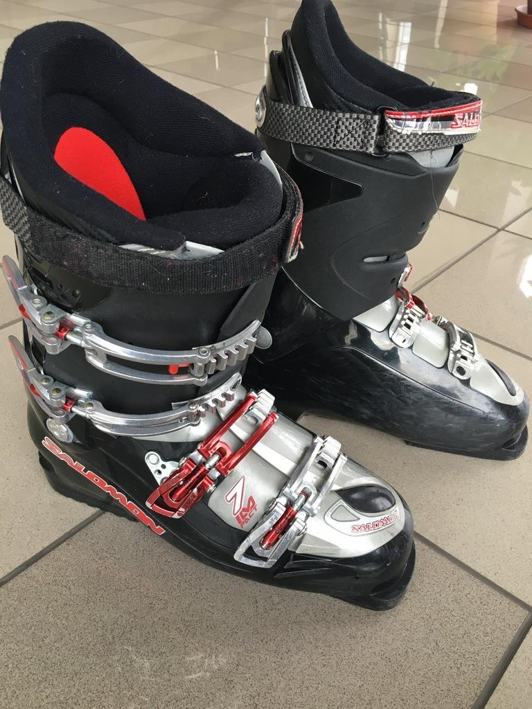 Buty narciarskie SALOMON Impact7, rozmiar.42
