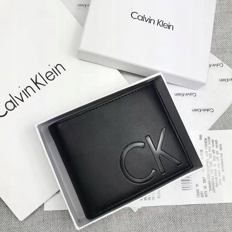 Portfel Meski Calvin Klein Bilon Karty 7614162240 Oficjalne Archiwum Allegro