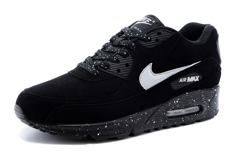 Buty Nike Air Max 90 OREO Suede, roz. 36