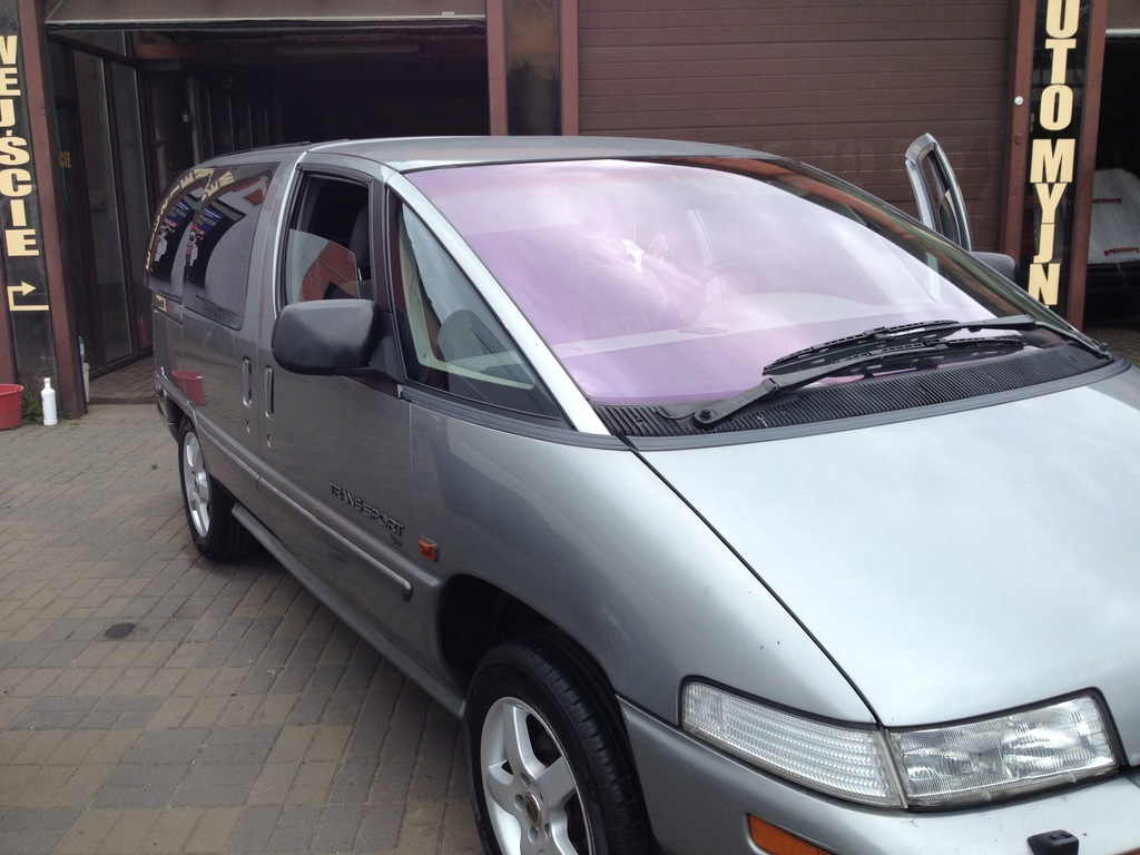 Pontiac Trans Sport 2 3 Uszkodzony Siln Na Czesci 7152239850 Oficjalne Archiwum Allegro