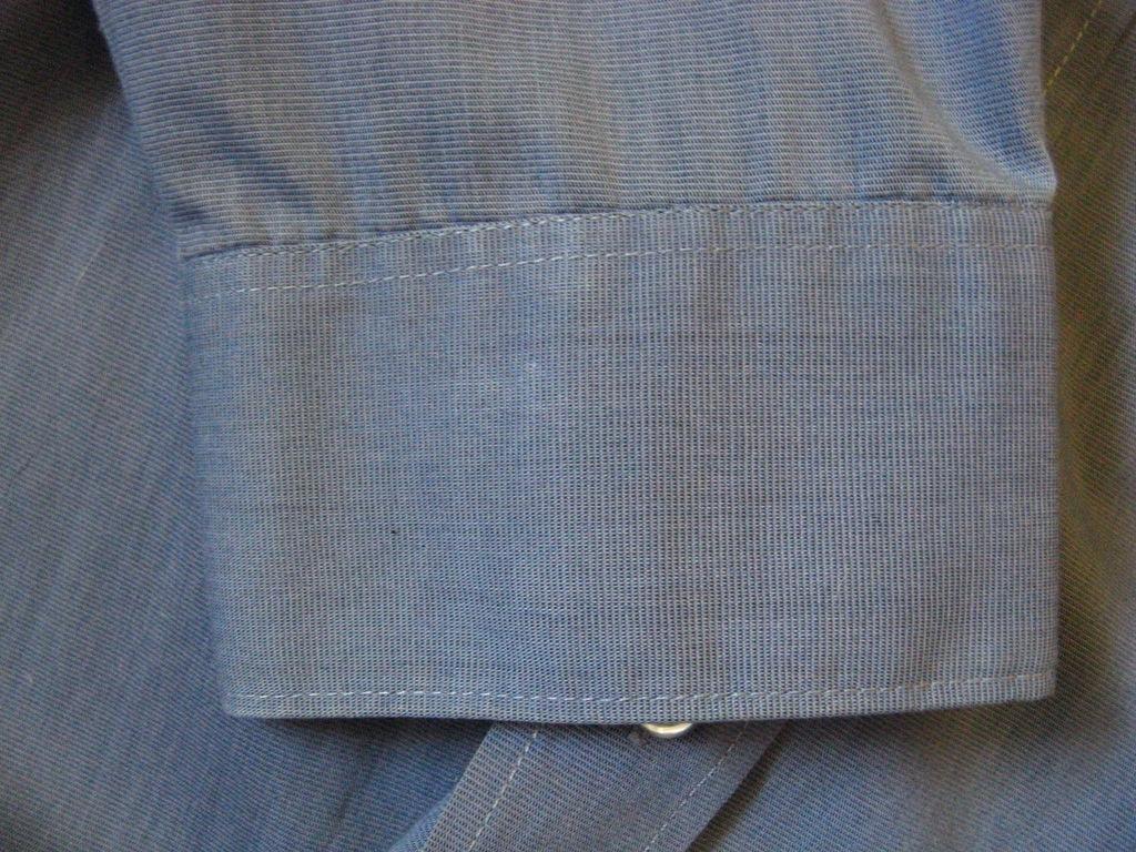 koszula używana WÓLCZANKA CAPITOL rozm 43 7532048568  VHEHG