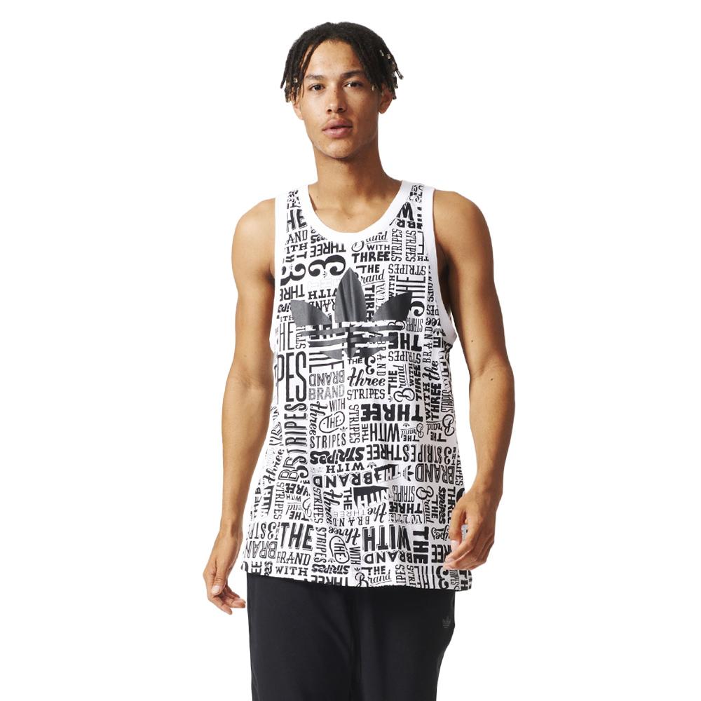 Koszulka Adidas Originals męska top sportowy 2XL