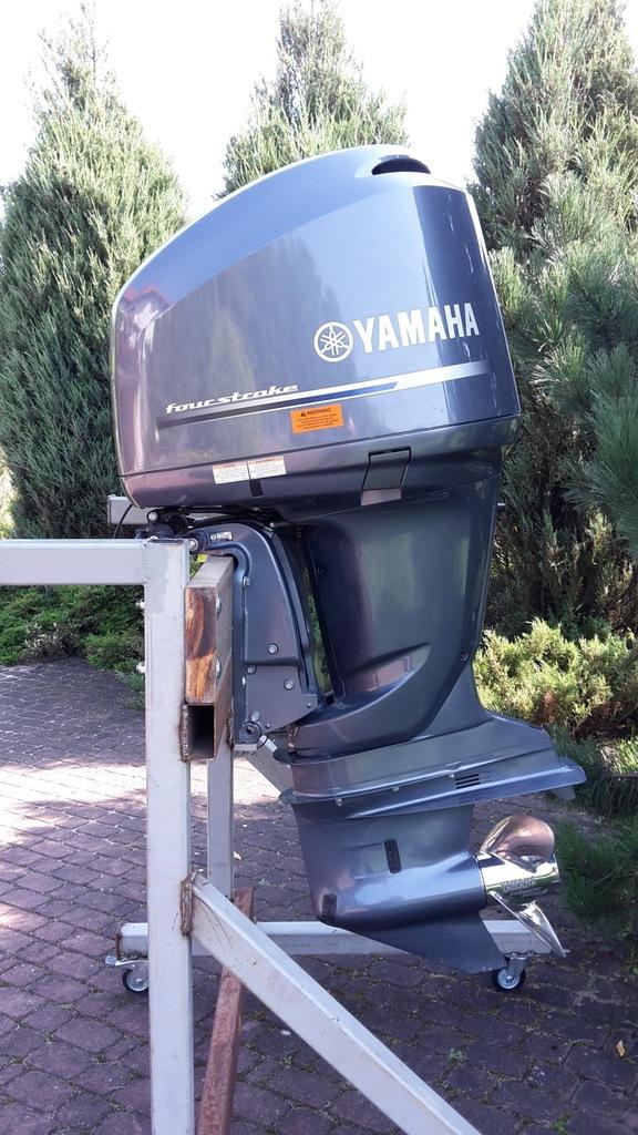 Silnik Zaburtowy YAMAHA 250 KM 2014r