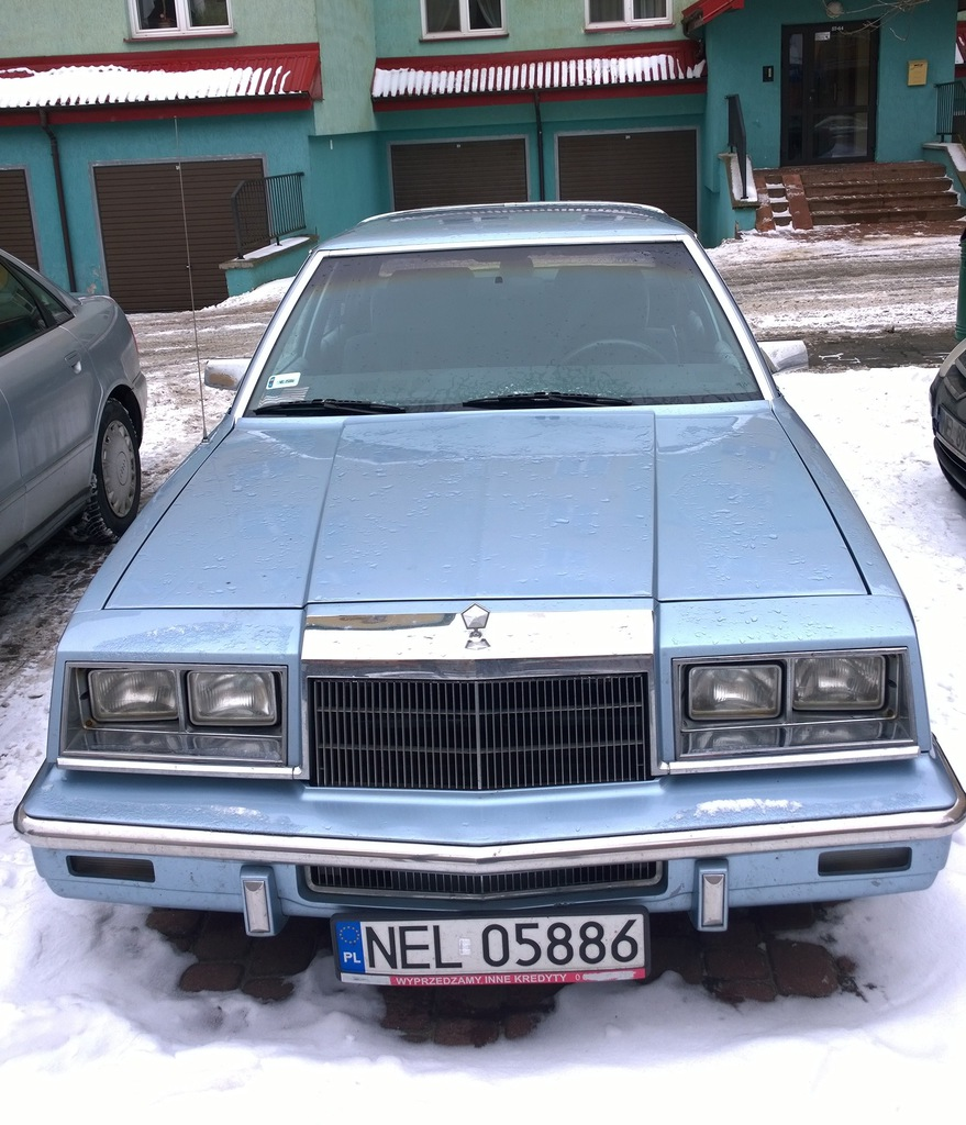 Chrysler NEW YORKER -1986  2,5 Benzina