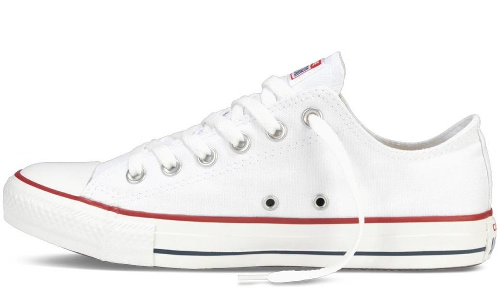 Trampki Converse Damskie Białe M7652 Star 37,5 Ceny i