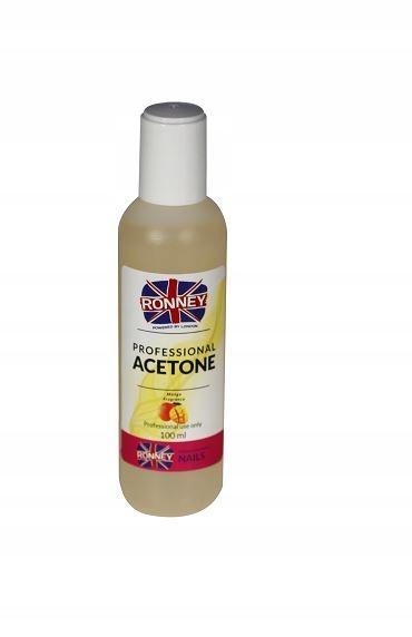 Aceton Remover Mango RONNEY 100 ml