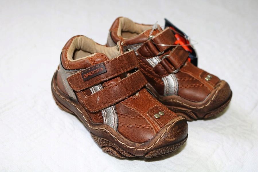 Nowe z metką BADOXX buty buciki skórzane rozm 20