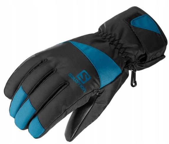 Męskie rękawiczki FORCE LC1233500 SALOMON