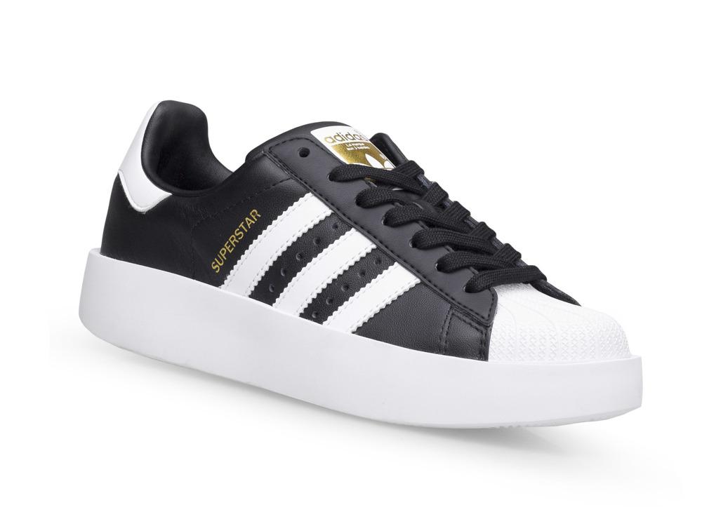 Adidas Superstar Specjalnie 80s Białe Czarne Męskie Buty