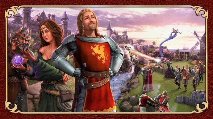 The Sims Sredniowiecze Piraci I Bogaci Zestaw 7210716224 Oficjalne Archiwum Allegro