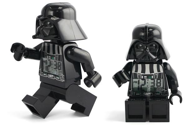 LEGO STAR WARS BUDZIK ZEGAR VADER NOWA WERSJA 24H