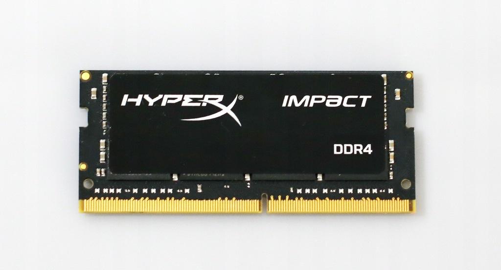 Nowa HYPERX RAM SODIMM DDR4 16Gb 2133MHz CL13 1.2V