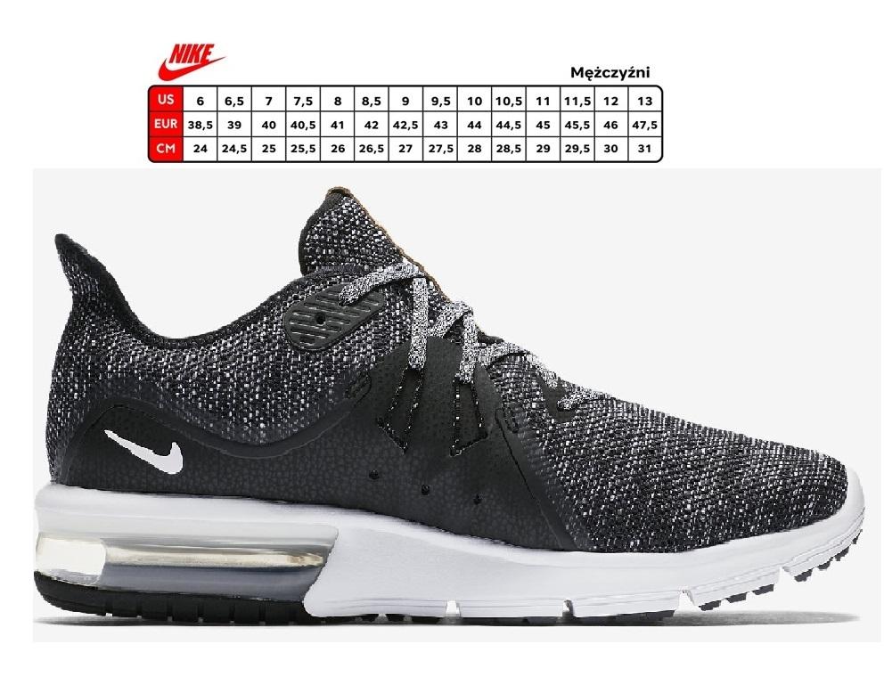 Nike Air Max Sequent 3 buty męskie 42 sklep nowość