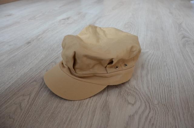 H&M hm czapka kapelusz kaszkiet daszek 38 M 56