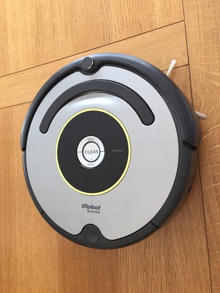 Irobot Roomba Model 639 Stan Bardzo Dobry 7466524365 Oficjalne Archiwum Allegro