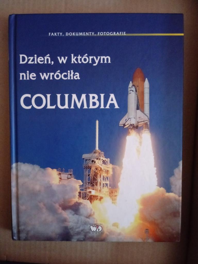 Kosmos - książka o misji Columbia