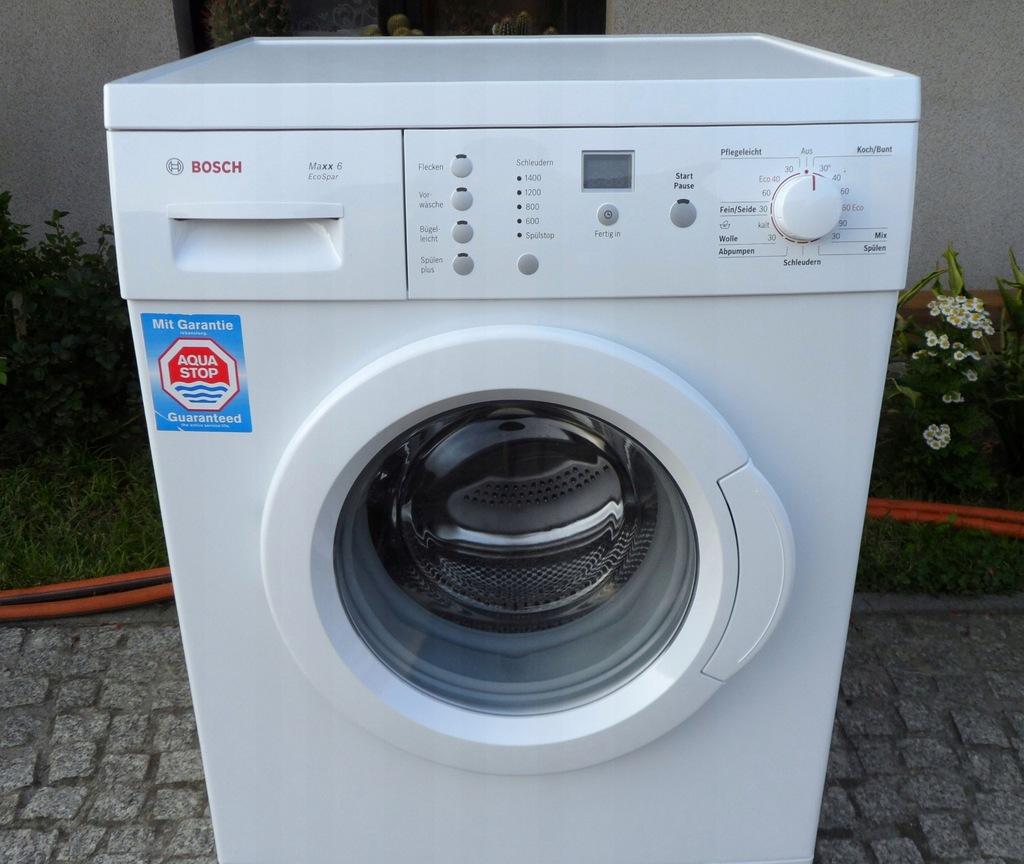 Bosch Maxx 6 Kindersicherung