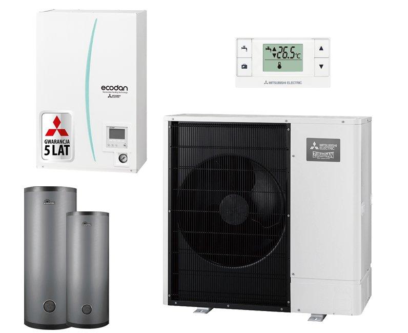 jak podłączyć termostat z pompą ciepła
