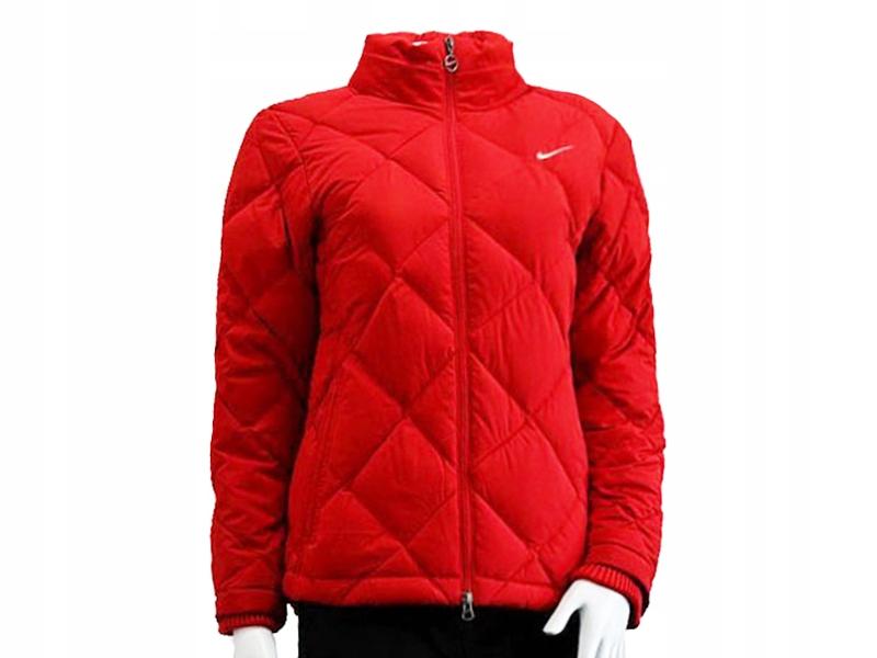NIKE 296511 damska czerwona kurtka rozm 34 XS