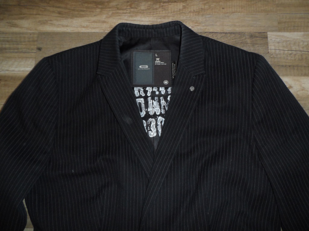 G-STAR RAW STITH BLAZER SUPER STAN M/L.